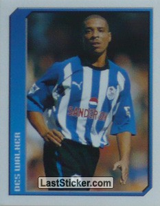 Des Walker (Star Defender) (Sheffield Wednesday)