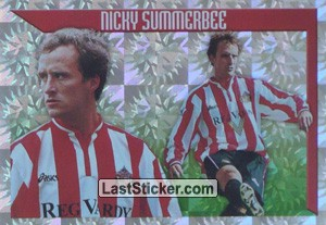 Nicky Summerbee (Star Midfielder) (Sunderland)