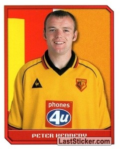 Peter Kennedy (Watford)
