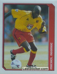 Michel Ngonge (Superstar) (Watford)