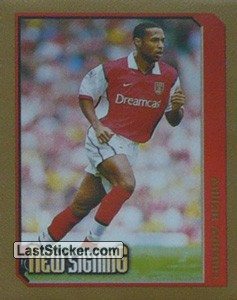 Thierry Henry (New Signing) (Arsenal)