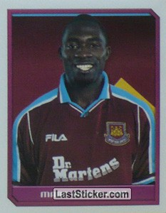 Marc Vivien-Foe (West Ham United)