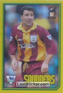Saunders (Head to Head) (Bradford City)