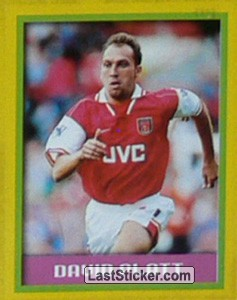 David Platt (midfield) (Premier League Record Breakers)