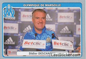 Didier Deschamps (Olympique de Marseille)