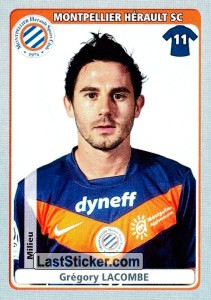 Grégory Lacombe (Montpellier Hérault SC)