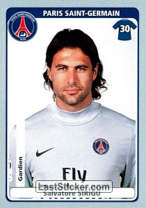 Salvatore Sirigu (Paris Saint-Germain)