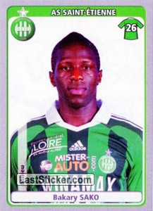 Bakary Sako (AS Saint-Étienne)