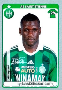 Lynel Kitambala (AS Saint-Étienne)