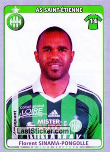 Florent Sinama-Pongolle (AS Saint-Étienne)