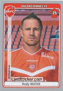 Rudy Mater (Valenciennes FC)