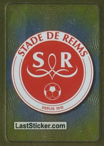 Écusson (Stade de Reims)