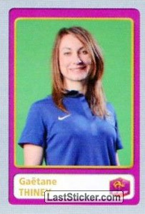 Gaetane Thiney (Equipe de France feminine)