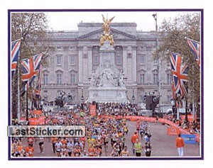 The London Marathon (Sport)