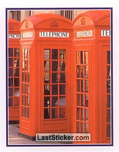 Red Telephone Boxes (Sights and Landmarks)