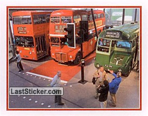 London Transport Museum (Art & Museums)