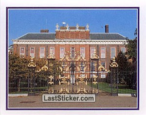 Kensington Palace (Places to Go)
