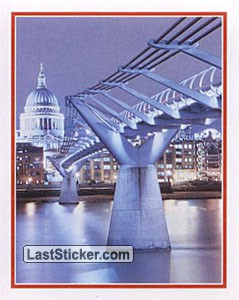 Millenium Bridge (Sights and Landmarks)