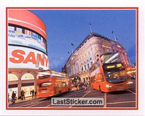 Piccadilly Circus (Sights and Landmarks)