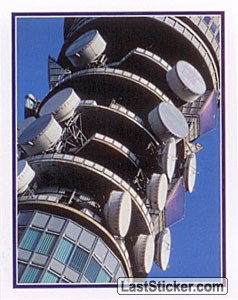 The BT Tower (Businesses)