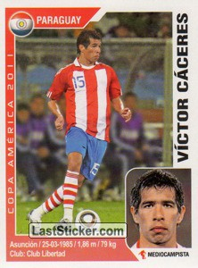 Victor Caseres (Paraguay)