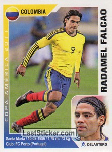 Radamel Falcao (Colombia)