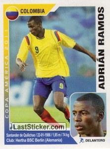 Adrian Ramos (Colombia)
