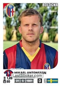 Mikael Antonsson (Bologna)