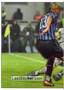 Maicon - Buffon/1 (Calciatori Show)