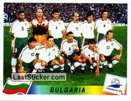 Team Bulgaria (BUL)