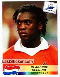 Clarence Seedorf (HOL)