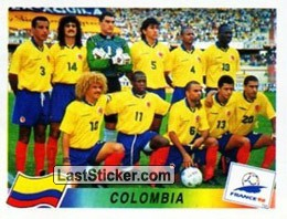 Team Colombia (COL)