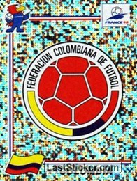 Emblem Colombia (COL)