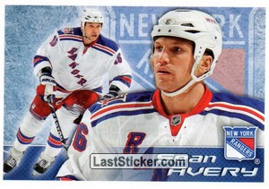 Sean Avery (New York Rangers)