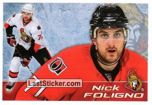 Nick Foligno (Ottawa Senators)