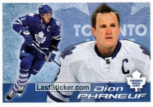 Dion Phaneuf (Toronto Maple Leafs)