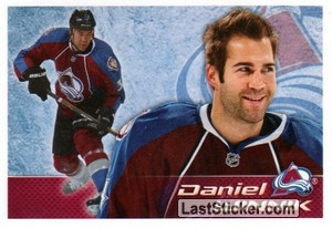 Daniel Winnik (Colorado Avalanche)