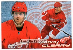 Daniel Cleary (Detroit Red Wings)