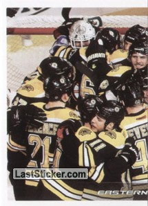 Eastern Conference Champions (puzzle 1) (Boston Bruins)