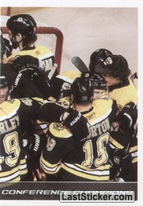 Eastern Conference Champions (puzzle 2) (Boston Bruins)