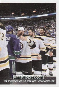 Stanley Cup Finals (puzzle 2) (Boston Bruins / Vancouver Canucks)