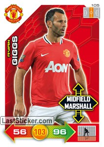 Ryan Giggs (Midfield Marshall)