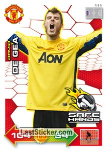 David de Gea (Safe Hands)