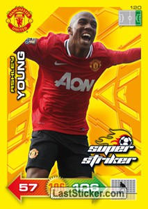 Ashley Young (Super Striker)