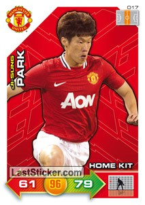 Ji-sung Park (Home Kit)
