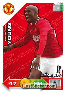 Ashley Young (Home Kit)