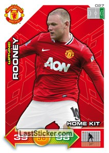 Wayne Rooney (Home Kit)