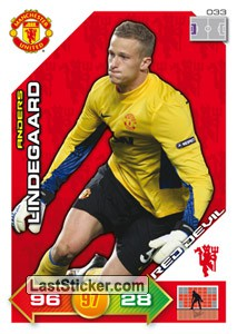 Anders Lindegaard (Red Devil)