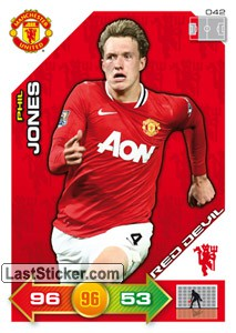 Phil Jones (Red Devil)