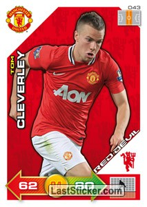 Tom Cleverly (Red Devil)